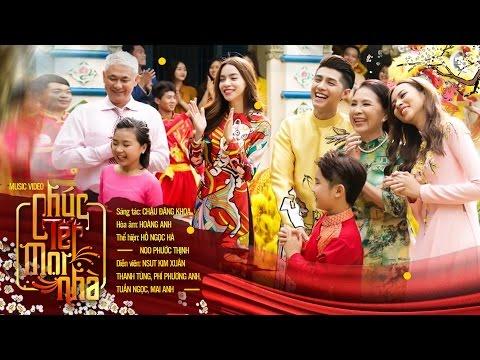 Download Lagu Chúc Tết Mọi Nhà - Hồ Ngọc Hà, Noo Phước Thịnh (Official Music Video) MP3 Free