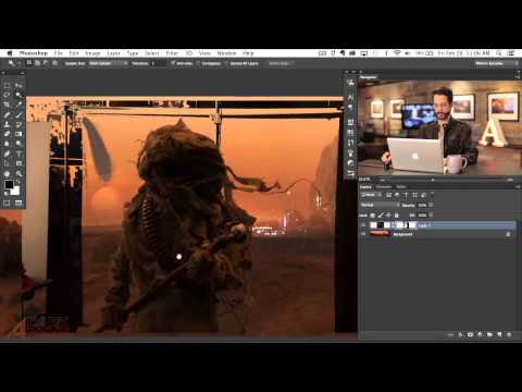 How to Cut Out Your Subject in Photoshop