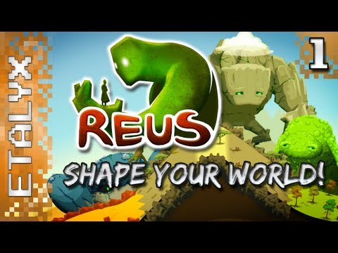 Reus - God Game of Ancient Giants Pt.1