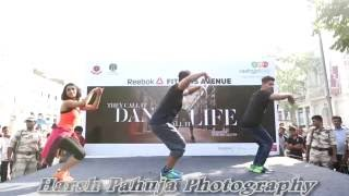 DELHI SALSA CLUB ZUMBA WITH GAGAN