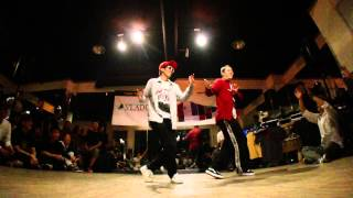Guest Show - 1 Mo'Higher @ Get Movin' vol. 6 Korea Prelim