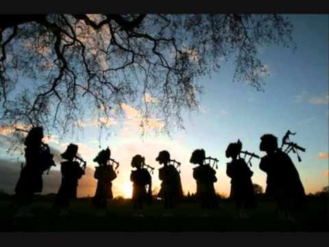 The Royal Scots Dragoon Guards - Hector The Hero (Miss You Grandad)