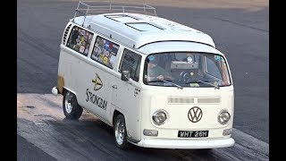The Buses Of VW Action 2017