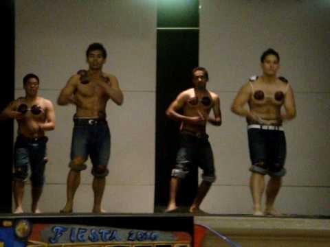 Fasa Fiesta 2010-maglalatik Dance video