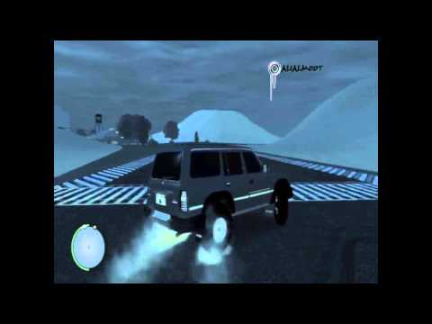 Видеообзор Toyota land Cruiser GX 1997 для GTA 4