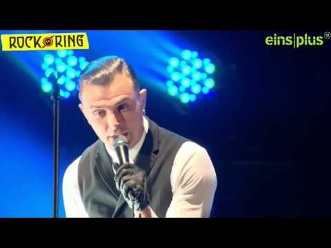 HURTS - Sunday (Rock am Ring 2013)