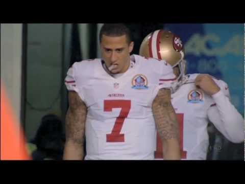 COLIN KAEPERNICK QB - HIGHLIGHTS