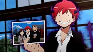 Assassination Classroom Funny Moments