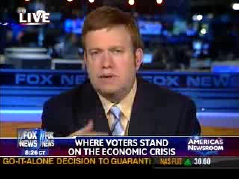 Frank Luntz - CFR mouthpiece DOUBLESPEAK - plugging Ron Paul