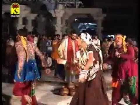 Gujarati Garba Songs - Madi Tara Mandiriye Re - Album : Kalyani - Singer : Bhikhudan Gadhavi video