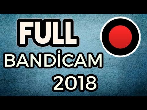 Bandicam 411 Crack 2018 + Keygen Full Version Free download