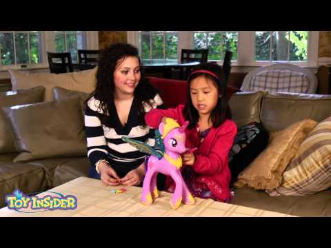 My Little Pony Princess Twilight Sparkle - Toy Insider Kids Review