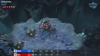 MaSa vs Epic TvT - Quarterfinal - WCS Challenger North America Season 3 - StarCraft II