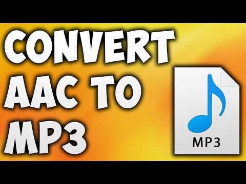 How To Convert AAC TO MP3 Online - Best AAC TO MP3 Converter [BEGINNER'S TUTORIAL]