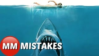 10 Jaws Goofs You Totally Missed |   Jaws MOVIE MISTAKES & Fails