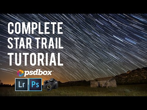 Time Lapse & Star Trail Photography Tutorial