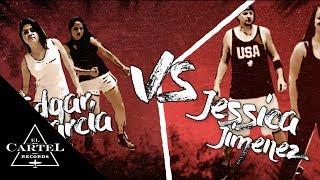 @barriofino_dymfc vs Jessica Jimenez #shakychallenge Shaky Shaky - Daddy Yankee