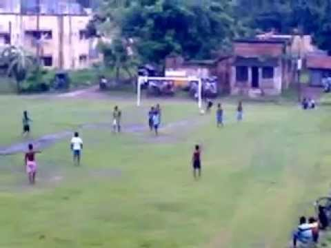 FIFA 2014 FOOTBALL MATCH IN INDIA VILLAGE
