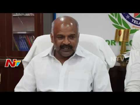 TS Inter Board Commissioner Ashok Vs Inter JAC Chairman madhusudhan Reddy | NTV