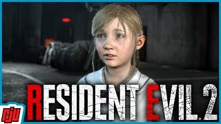 Resident Evil 2 Part 14 | Claire B | RE2 Remake Gameplay Walkthrough | PC Horror Game