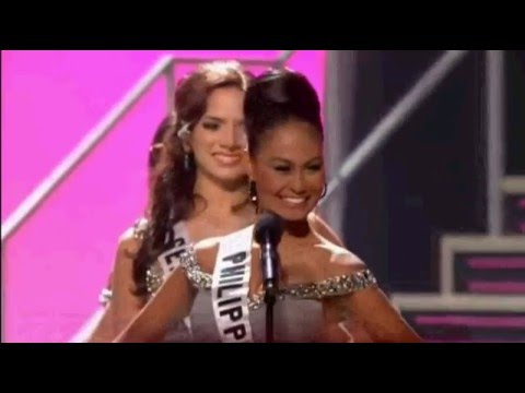 "Miss Universe Philippines 2010-2015 ""Introduction"""