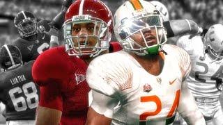 NATIONAL CHAMPIONSHIP vs ALABAMA! NCAA 14 Road to Glory Gameplay Ep. 31