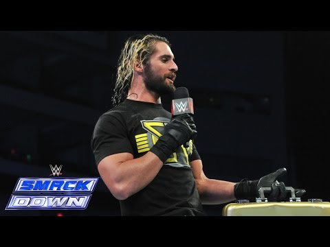 Dean Ambrose surprises Seth Rollins, two days before Hell in a Cell: SmackDown, Oct. 24, 2014