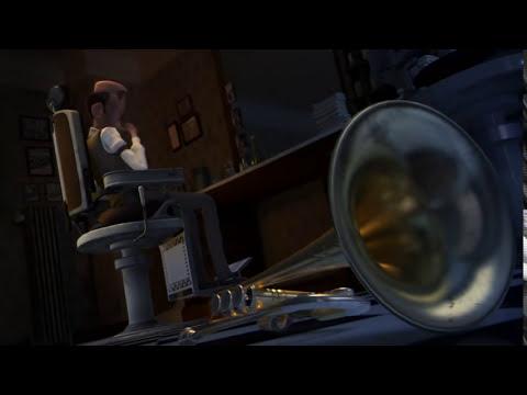 La trompeta mágica