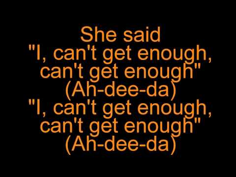 J Cole  Cant Get Enough Ft Trey Songz  Lyrics on Screen