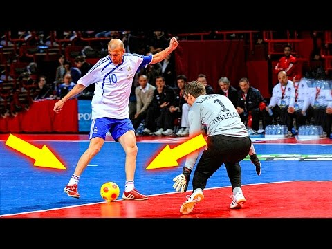 Most Humiliating Skills & Goals ● Futsal ● #3
