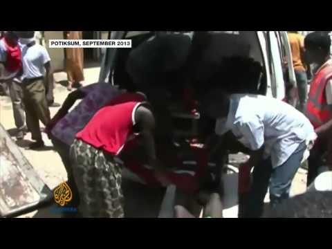 Islamic terrorists Boko Haram murders children and continues terrorism in Nigeria