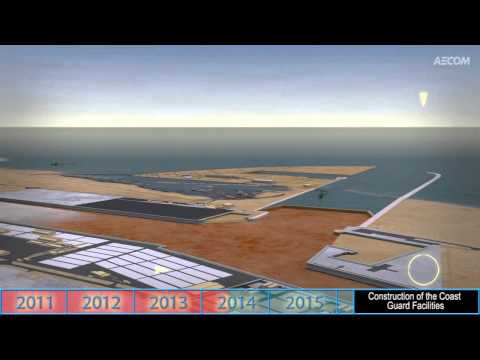 Building Doha's new port