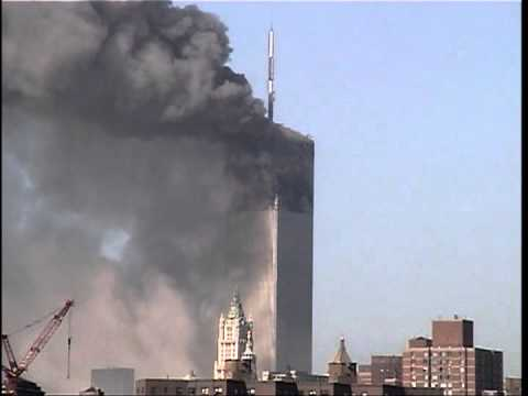 911 new amateur footage tower 2  blow up