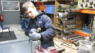 How a Pipe Werx exhaust is made