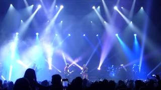 Keith Urban Video - Keith Urban + Lindsay Ell - We Were Us - July 12, 2014 - Calgary, AB - Scotiabank Saddledome