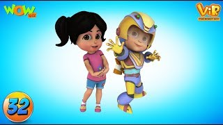 Vir: The Robot Boy - Compilation #32 - As seen on Hungama TV