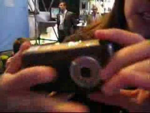 Shiny One Minute Preview: Nokia N95