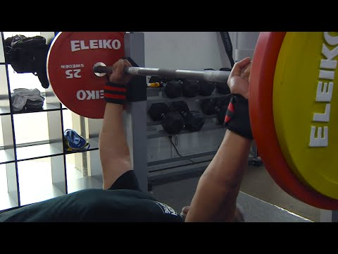 Closer Look: Powerlifting l 8th ASEAN Para Games Singapore 2015