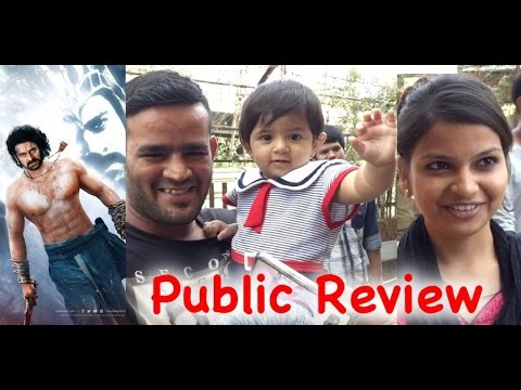 Baahubali 2 Public Review Hindi | The Conclusion | Spoiler Free | Prabhaas | Rana | Anushka |Tamanna thumbnail