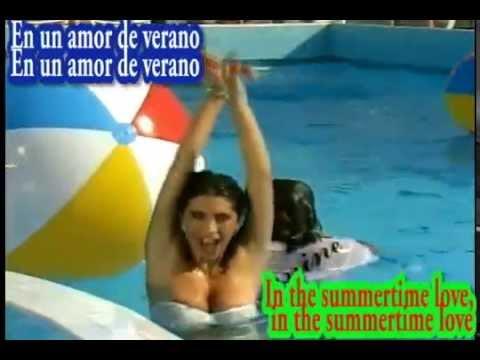 Sabrina Salerno- Boys 1988-subtitulada Español Inglés video