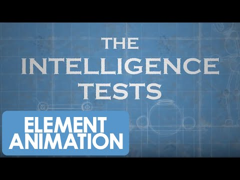 THE INTELLIGENCE TESTS - BATCH 01 Music Videos