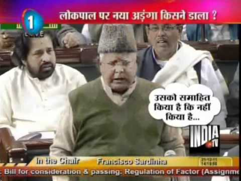 Lalu Opposes Lokpal Bill