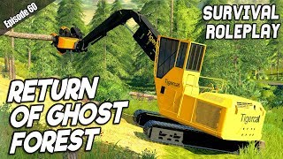 RETURN OF GHOST FOREST | Survival Roleplay | Episode 60