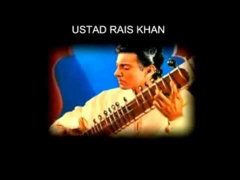 USTAD RAIS KHAN BEST SITAR