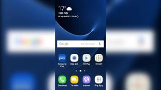 First Nougat Rom Android 7.0 Galaxy S7 Edge   ChoiMobile.Vn