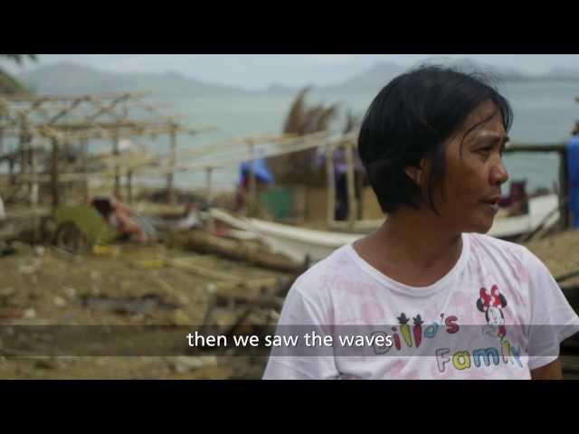 Video Journal #3: How were seaside communities affected by Typhoon Haiyan?