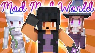 Cute Girls | Minecraft Mod Mod World