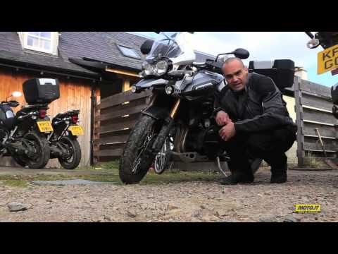 Triumph Tiger Explorer 1200XC - Moto.it