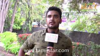 Yuvan At Kamar Kattu Team Interview