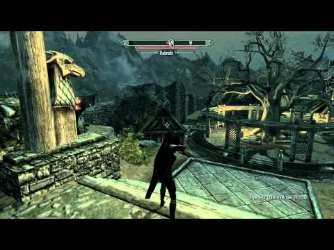 Skyrim Mod of the Day - Episode 5 - Supersonic Explosive Arrows